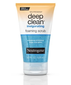NEUTROGENA DEEP CLEAN INVIGORATING FACE SCRUB