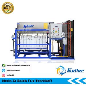 Mesin Es Balok DK20 (2 Ton Per 24 Jam)