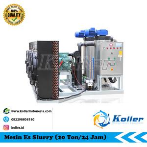 Mesin Es Slurry SF200 (20 Ton Per 24 Jam)