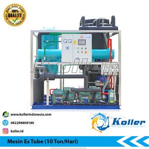Mesin Es Tube TV100 (10 Ton Per 24 Jam)