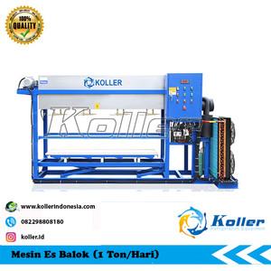 Mesin Es Balok DK10 (1 Ton Per 24 Jam)