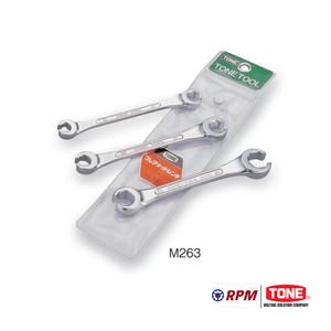 Tone Flare Nut Wrench Set M263