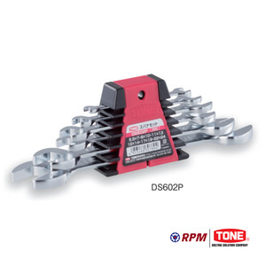 Tone Combination Wrench Set Type DS602P