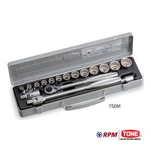 Tone Socket Wrench Set 750M