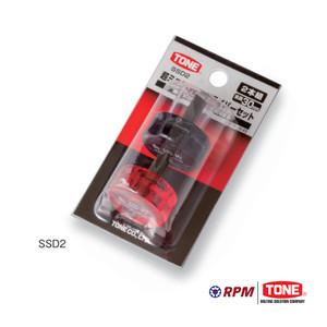 Tone Mini Stubby Screwdriver Set SSD2