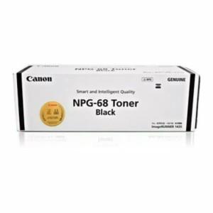 Canon NPG-68 Toner Black ORIGINAL – NPG68