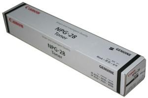 Canon NPG-28 Toner Black ORIGINAL- NPG28