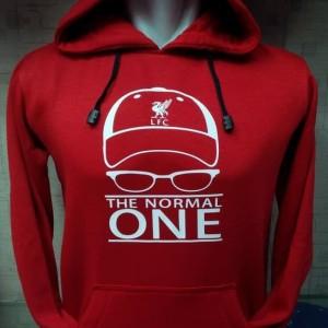 Jaket hoodie Liverpool the normal one