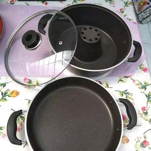 Baking Pan Signora Shabu Pan Martabak Pan Shabu Pot Panci Shabu Shabu