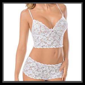 Bikini Setelan Pakaian Dalam BKN 04 White