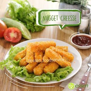 Nugget Ayam Keju Sehat Essen Original Chicken Cheese no MSG 500gr