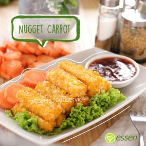 Nugget Ayam Wortel Keju Halal Homemade Essen No MSG 500gr