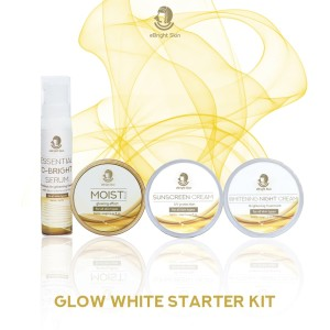 Glow White Starter