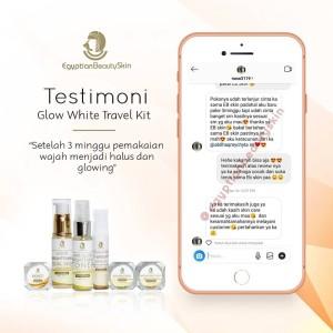 Glow White Travel Kit