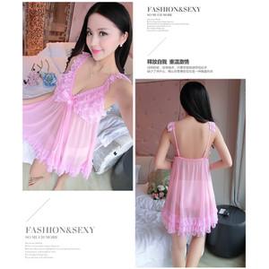 Lingerie Elegan Baju Tidur Pakaian Dalam 71775109 Softpink