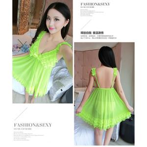 Lingerie Elegan Baju Tidur Pakaian Dalam 71775109 Green