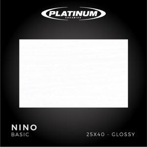 Platinum Ceramics - NINO BASIC - 25X40cm - Glossy - FREE DELIVERY