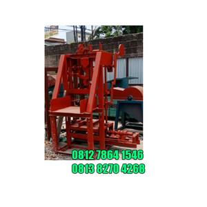 Mesin Cetak Batako / Mesin Paving (Mesin Batako-Paving Block Sistem Ge