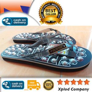 Sandal Kesehatan Glisten Swiss Sandal Terapi Pria Ukuran 11 Refleksi