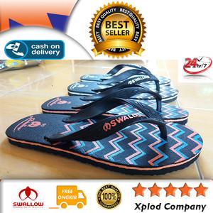 Sandal Jepit Wanita dari Swallow Terbaru Swallow Zig Zag Size 40