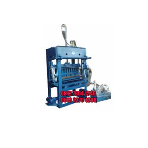 Mesin Press Batako dan Paving Block Hidrolik Manual