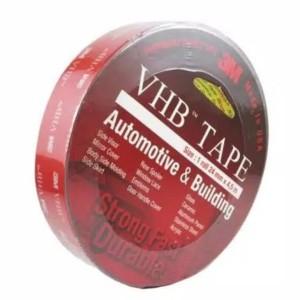 ORIGINAL 24mm VHB 3M Foam Double Tape Selotip Perekat