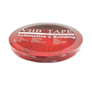 ORIGINAL 12mm VHB 3M Foam Double Tape / Selotip Perekat