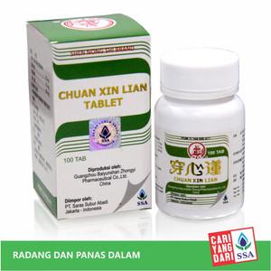 Chuan Xin Lian Tablet