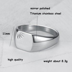 Men/'s 11mm Tungsten Carbide Wedding Rings High Polished Mirror Face Band Biker