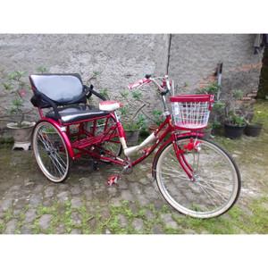 Jual Sepeda Roda Tiga Dewasa Custom Jakarta Selatan Mc Gear Tokopedia