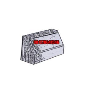 Cetakan Kanstin Beton Manual KMU1