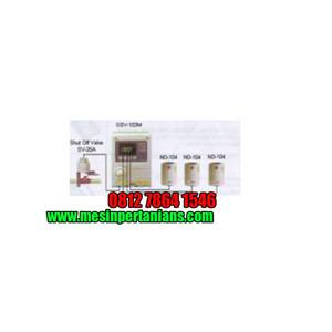 Alat Uji Deteksi Gas LNG & LPG Gas Leak Detector (Detector + Monitor +