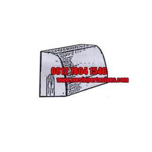 Cetakan Kanstin Beton Manual KMU5 Type DKI Jumbo