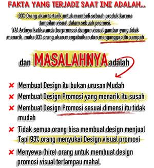 Jual Bahan Promosi Vol 1 Graphics Keren Utk Iklan Produk Anda Kota Lubuk Linggau Nos Marketing Tokopedia