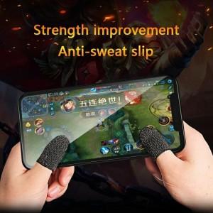Foto Produk Sarung Jempol Jari Anti Basah Keringat Layar HP PUBG Mobile Legend dari Devi E-Store