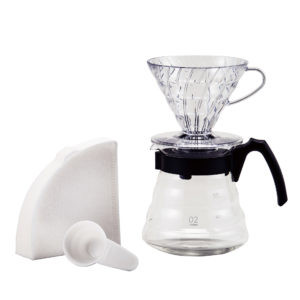 Hario V60 Craft Coffee Maker VCND-02B-EX
