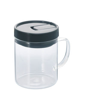 Hario Coffee Canister Slim S MCNT-S-B