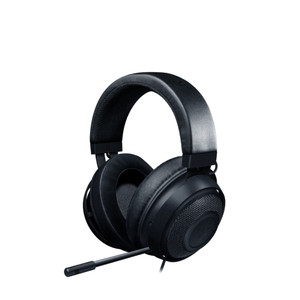 Headset Kraken- Multi Platform - Black -Wired Headset Gaming