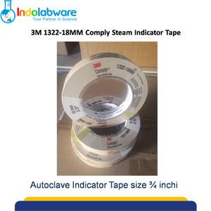 Harga Jual Murah 3M 1322-18MM Comply Steam Indicator Tape