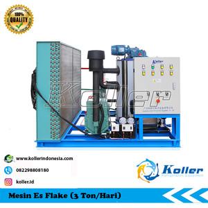 Mesin Es Flake KP30 (3 Ton Per 24 Jam)