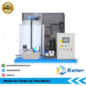 Mesin Es Flake KP50 (5 Ton Per 24 Jam)