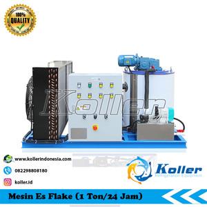 Mesin Es Flake KP10 (1 Ton Per 24 Jam)