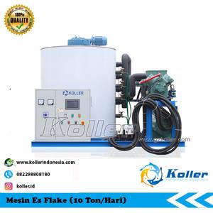 Mesin Es Flake KP100 (10 Ton Per 24 Jam)