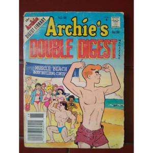 Buku Archie's Double Digest No 68
