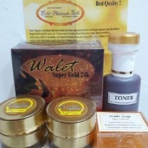 Paket Wajah Kusam Wallet skin care ASLI