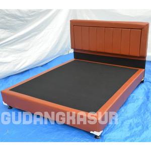 divan dan sandaran untuk kasur alas springbed bd03 120x200