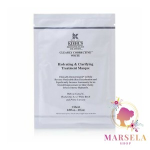 KIehls Clearly Corrective Hydrating & Clarifying Treatment Masque