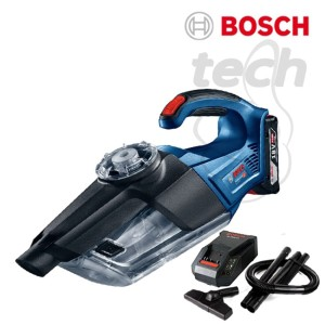 Cordless Vacuum Cleaner Baterai Bosch GAS 18 V-1 Professional