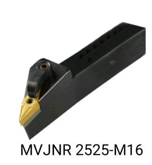 Holder VNMG 16 ukuran 25 x 25 baru..MVJNR 2525-M16