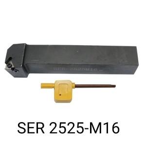 Holder ulir luar MMT 16ER ukuran 25 x 25 baru..SER 2525-M16